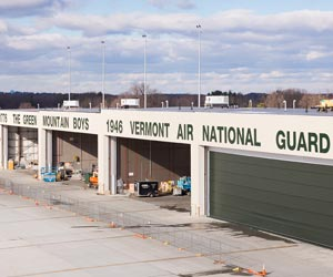 Vermont Air National Guard - F35 Building Renovations