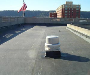Yonkers - USPS Building Roof